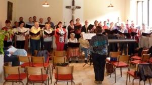 Chor Wochenende Annaberg 2013